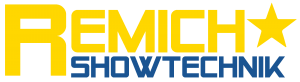 Logo Remich Showtechnik