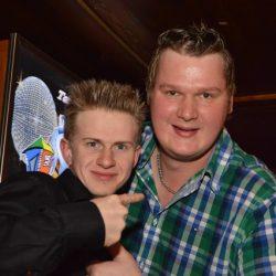 mit DJ MAX in der Voglsteign