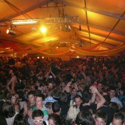 Zeltfest in Bayern