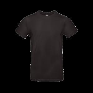 T-Shirt Remidemi schwarz vorne